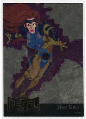1995 Fleer Marvel Metal Blasters GOLD Limited Edition # 8 of 18 JEAN GREY