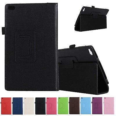 """Magnetic Leather Flip Case Stand Cover For Lenovo Tab 4 8 TB-8504F/N 8"""" Tablet"""