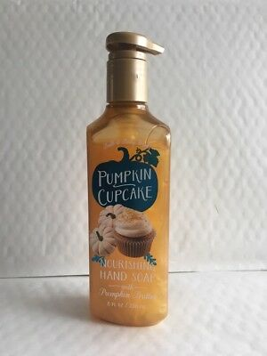 Bath & Body Works PUMPKIN CUPCAKE Nourishing Hand Soap 236ml