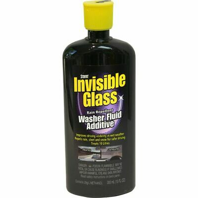 Invisible Glass Windscreen Washer Fluid - 300mL