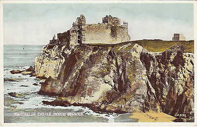 TANTALLON     CASTLE   ,   NORTH  BERWICK  Lothian     Scotland   (v23)