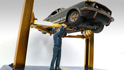 Mechanic at Work -STEVE - 1/24 - G  scale figure - NEW from American Diorama