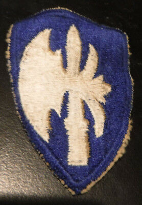 WW2 US Army 65th Infantry Division Military Patch