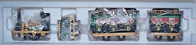 Dept. 56 Heritage Collection Christmas Village Series THE FLYING SCOT TRAIN