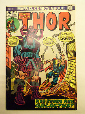 1974 The Mighty THOR Stan Lee/ Buscema  #226  with Galactus
