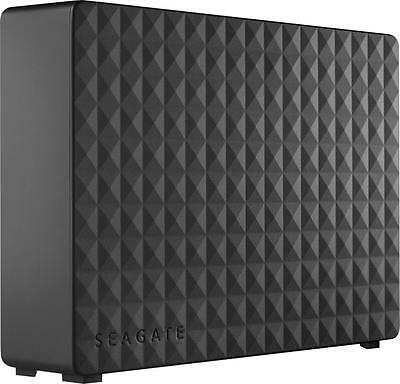Seagate - Expansion Desktop 8TB External USB 3.0 Hard Drive - black