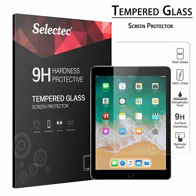 Premium Tempered Glass Screen Protector Film for iPad 2 3 4 Air Mini Pro New