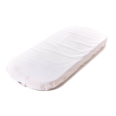 Babyrest Bassinet Bassinette Mattress (AM1) - Rounded 73 X 33 X 5 cm