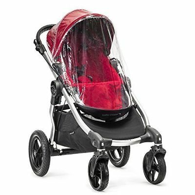 Baby Jogger City Select Storm Rain Wind Cover Clear