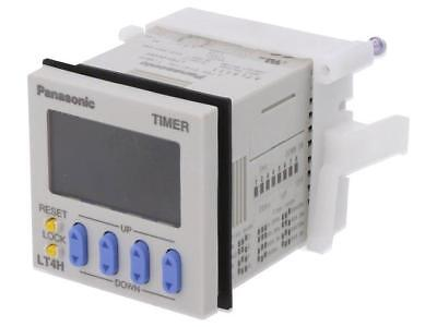 LT4H-DC24V Timer Range0,001s÷999,9h SPDT 12÷24VDC socket, on panel