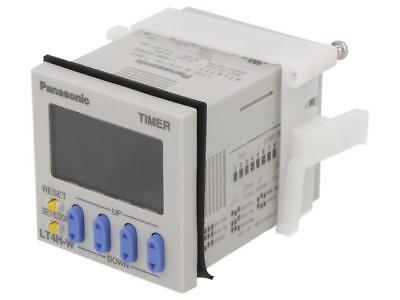 LT4HW-AC240V Timer Range0,01s÷9999h SPDT 100÷240VAC socket, on panel