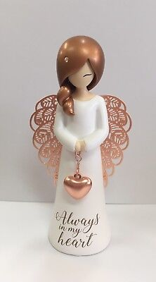 You are an angel figurine Always In My Heart New in Gift Box