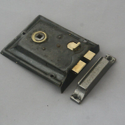 Antique Victorian Rim Latch