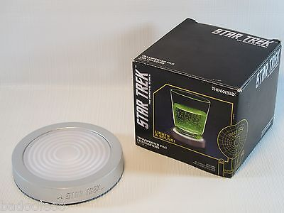 Star Trek The Original Series Transporter Pad LED Coasters