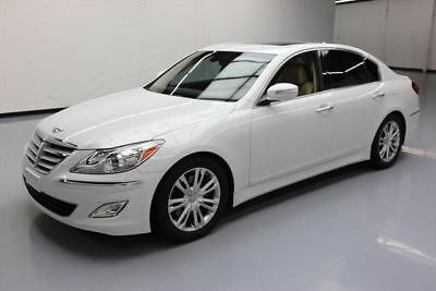 2013 Hyundai Genesis 3.8 Sedan 4 Door