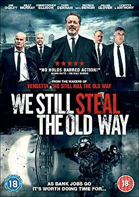 We Still Steal The Old Way [DVD] [2017] Ian Ogilvy New Sealed