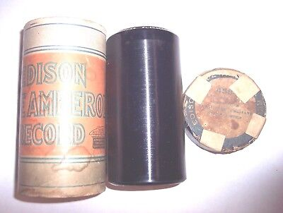 "EDISON PHONOGRAPH 4m RECORD OB/LID #4584,"" FLANAGAN AND HIS MOTOR CAR "" , PORTER"