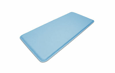 "GelPro Medical Floor Mat GelPro Medical Floor Mat, 20""x48"", Columbia Blue 1 ea"