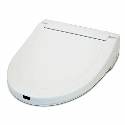 "Sensor Toilet Seat White Elongated - 16""W x 23.25""D x 5.5""H 1 ea"