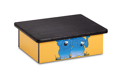 "Pediatric Step Stool 16""W x 20""L x 7""H Koala Theme 1 ea"