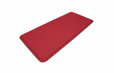 """GelPro Medical Floor Mat GelPro Medical Floor Mat, 20""""x48"""", DND Red 1 ea"""