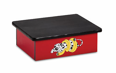 "Pediatric Step Stool 16""W x 20""L x 7""H Dalmatian Theme 1 ea"