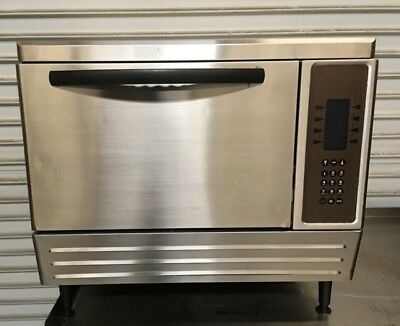 Rapid Accelerated Cook Convection Microwave Oven TurboChef NGC #7327 Commercial