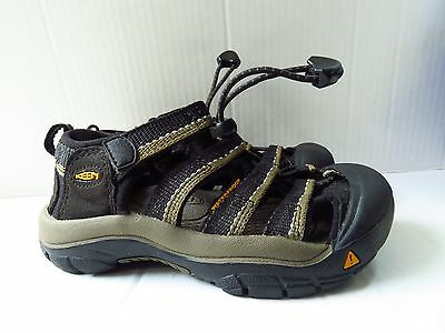 767bf0ad9c7a KEEN NEWPORT H2 Walking Shoes In Black Size 11 (Kids) -  40.00 ...