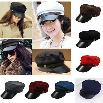 Women Ladies Beret Winter Warm Wool Baggy Beanie Knit Crochet Hat Slouch Ski Cap