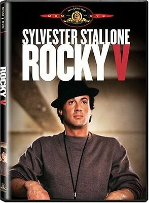 Rocky V [New DVD] Full Frame, Repackaged, Subtitled, Widescreen, Ac-3/Dolby Di