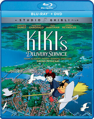 Kiki's Delivery Service [New Blu-ray] With DVD, Widescreen, 2 Pack