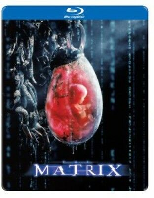 Matrix [New Blu-ray] Steelbook