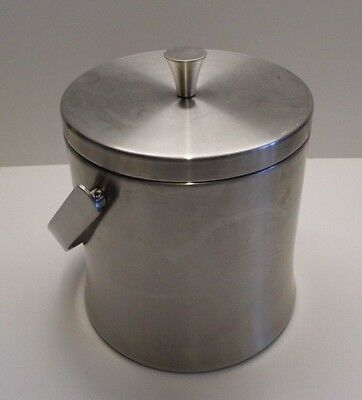 Double Walled Stainless Steel Insulated Ice Bucket