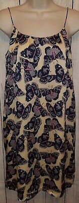 a7bf66c51 ... Button Down Shirt Blouse Size Small Beige 3/4 Sleeve. $14.99 Buy It Now  21d 15h. See Details. Womens Lined Tucker For Target Butterfly Dress Size  Small