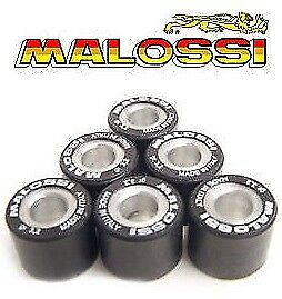 Galet embrayage scooter PEUGEOT Looxor 125 2007 - 2009 Malossi 18x14mm 10gr