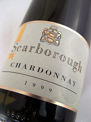 1999 SCARBOROUGH Wine Chardonnay Isle of Wine