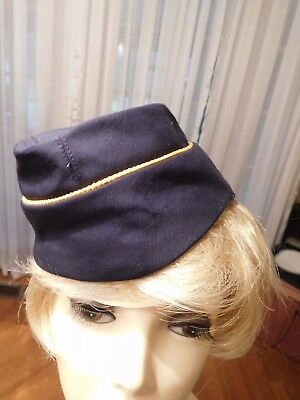 BOY SCOUTS OF AMERICA CAP Size Large Official Field HAT Dark Blue