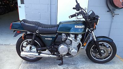 KAWASAKI Z1300, 1979 first model only 9534 miles excellent condition