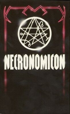 The Necronomicon [New Book] Mass Market , Strippable Paperback