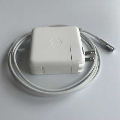 "Genuine Original Apple AC Adapter 60W Charger A1344 For Macbook Pro 13"" L shape"