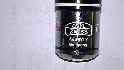 Zeiss  Germany  Mikroskop Objektiv Epiplan 100x/1,25 Oel Ph 4466717