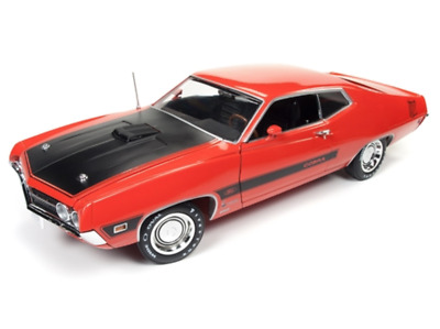 American Muscle 1970 Ford Torino Cobra Twister 1:18 Scale Diecast Car