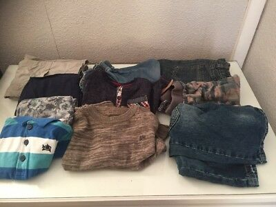 baby boy 12-18 Months Bundle Mostly Cherokee/next/matalan/ In Used Condition