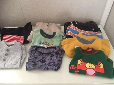 baby boy 12-18 Months Bundle H&m/Cherokee/George/M&s Etc In Used Condition