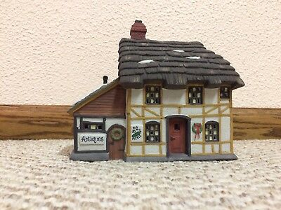 "REDUCED Dept. 56 ""Mr. and Mrs. Pickle"" from the Dickens Village Series 58246"