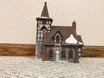 "Dept. 56 ""Old Michael Church"" from the Dickens Village Series 55620"