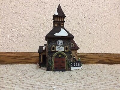 """REDUCED Dept. 56 """"The Olde Camden Town Church"""" from the Dickens Village 58346"""