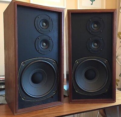 vintage fidelity speakers audax made in 163 19 99 picclick uk