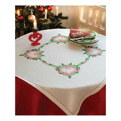 ANCHOR   Embroidery Kit: Lingonberry -  Tablecloth   92400002536