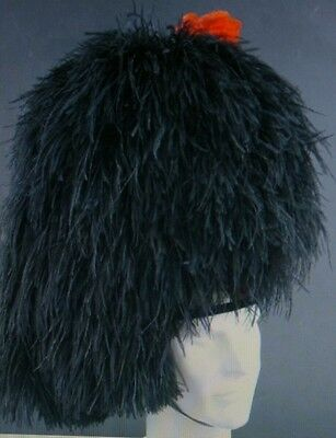Feather Bonnet 4 tails